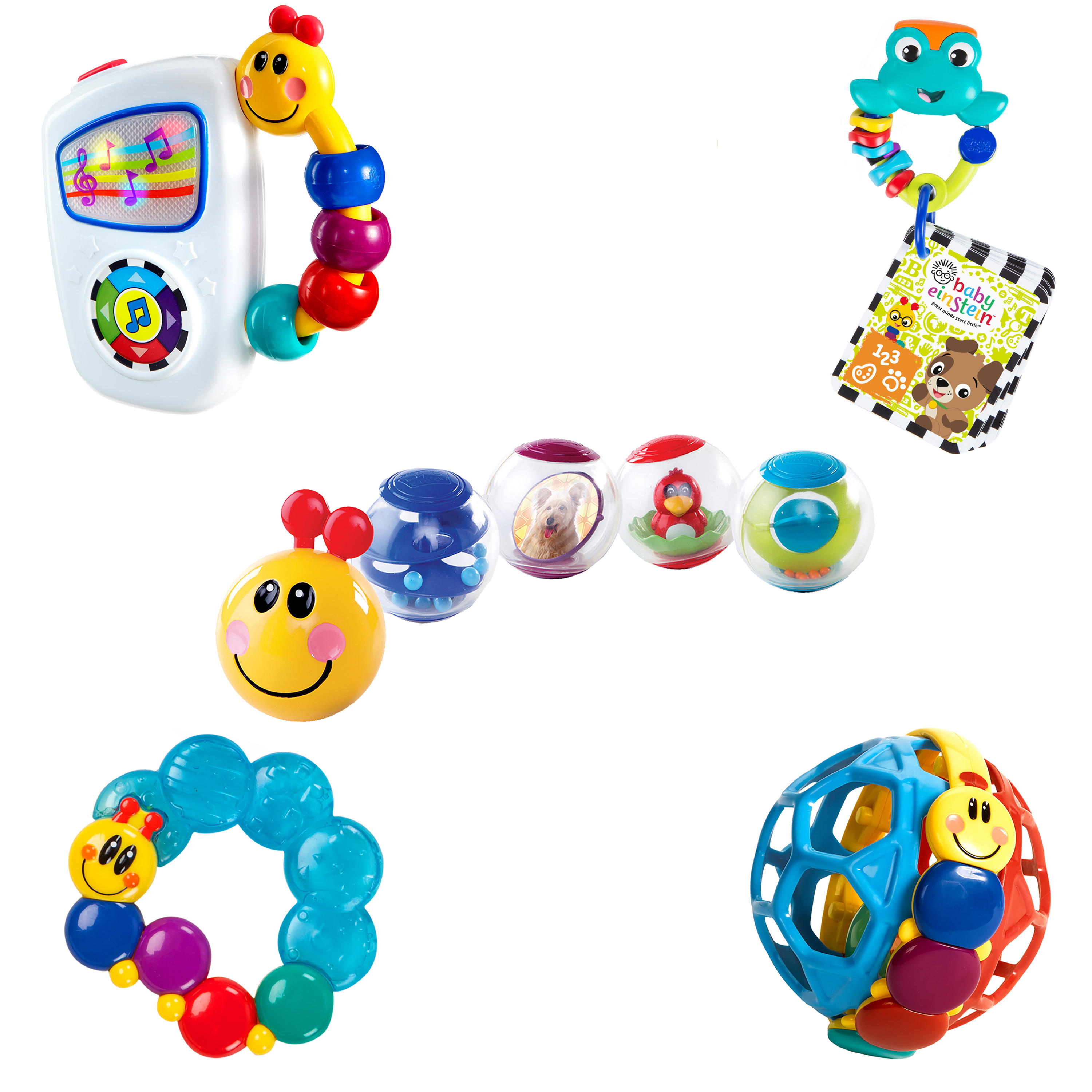 Baby Einstein Discovery Essentials Gift Pack