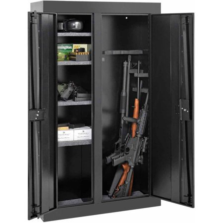 10-Gun 2-Door Security Cabinet thumbnail
