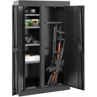 10-Gun 2-Door Security Cabinet