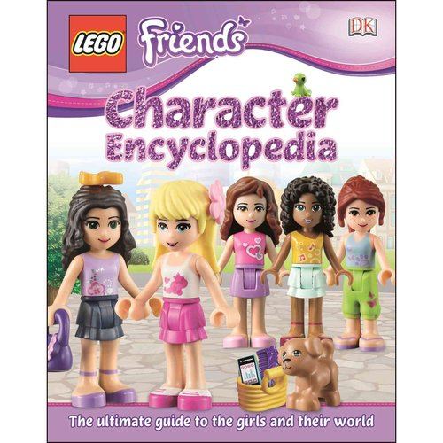 Lego Friends Character Encyclopedia: Library Edition