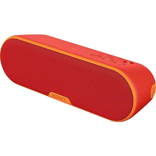 Sony SRS-XB2 - Speaker - for portable use - wireless - black