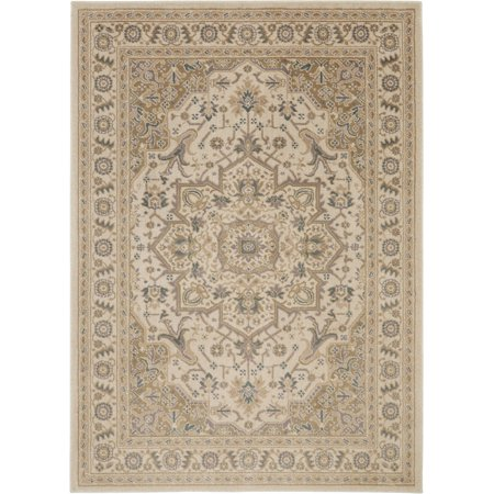 Better Homes And Gardens Neutral Traditions Area Rug