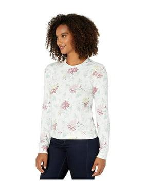 Lucky Brand Floral Printed Sweatshirt Multi
