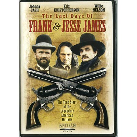 The Last Days of Frank & Jesse James (George Best Last Days)