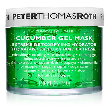 Peter Thomas Roth Cucumber Gel Facial Mask, 5 Oz (Peter Thomas Roth Irish Moor Mud Mask Review)