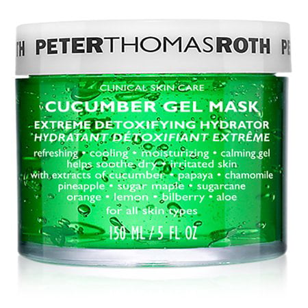 Peter Thomas Roth Cucumber Gel Facial Mask, 5 Oz (Peter Thomas Roth Beta Hydroxy Wash Review)