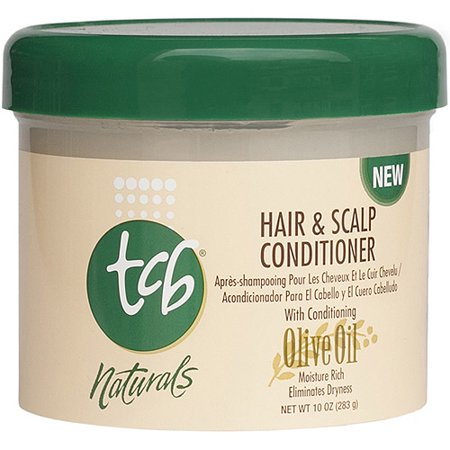 tcb Naturals Hair & Scalp Conditioner 10 Oz Jar