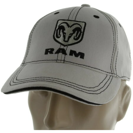 Dodge Ram 1500 2500 Bone Baseball Cap Trucker Hat Snapback Truck -  Walmart.com 1919a63b409