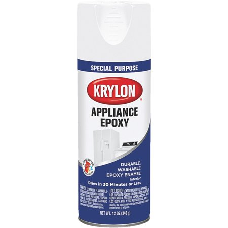 Krylon appliance epoxy spray paint for Sherwin williams dry erase paint review