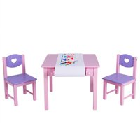 e6f56e0642e Product Image Harriet Bee Charlbury Kids 3 Piece Square Table and Chair Set