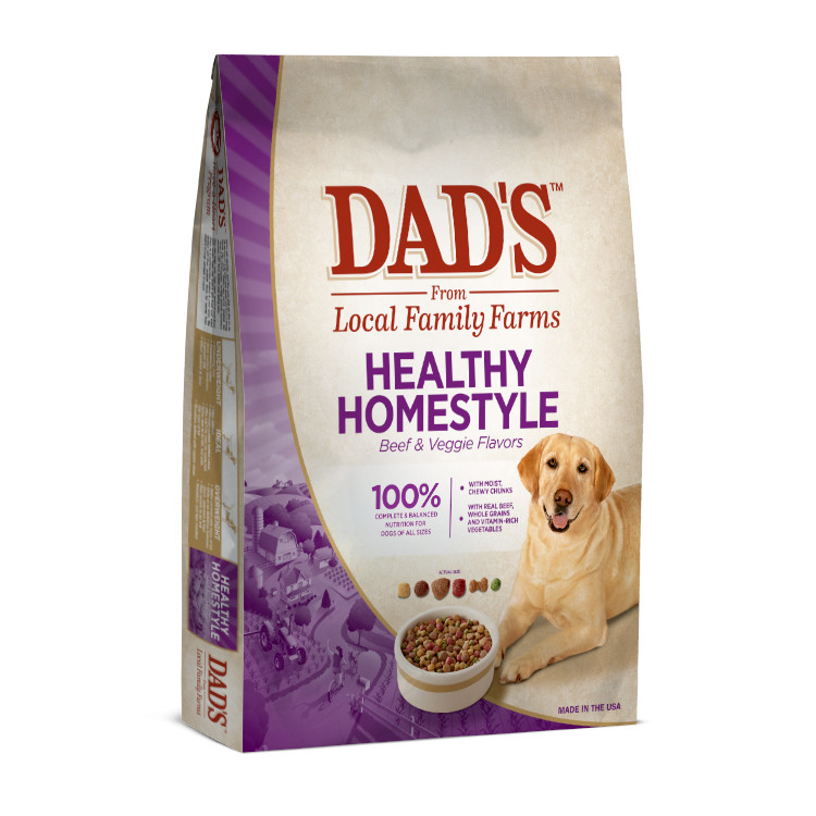 Dad's Healthy Homestyle Dog Food 17.6lb