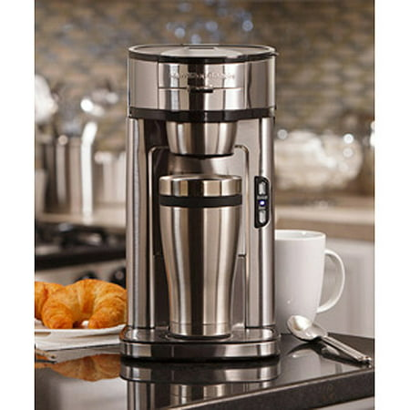 Coffee Maker Under 11 Inches Tall : Coffee Maker Single Scoop Server Travel Cup Mug Fast Brew Expresso Better Taste 40094499816 eBay