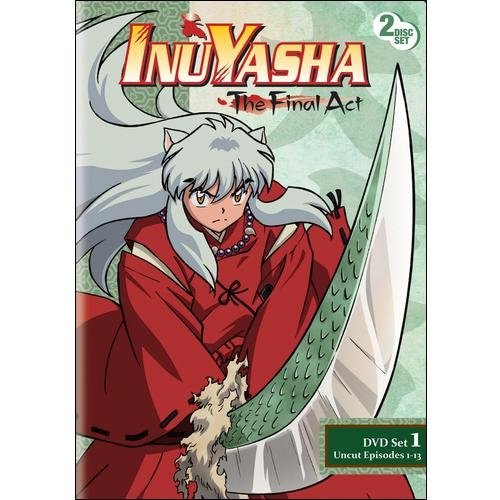 Inuyasha: The Final Act - Set 1 (Anamorphic Widescreen)