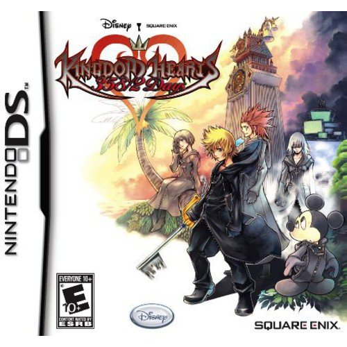 Nintendo DS - Kingdom Hearts 358/2 Days