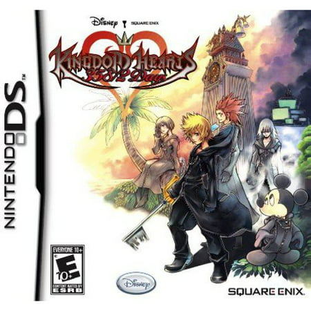 Nintendo Ds   Kingdom Hearts 358 2 Days