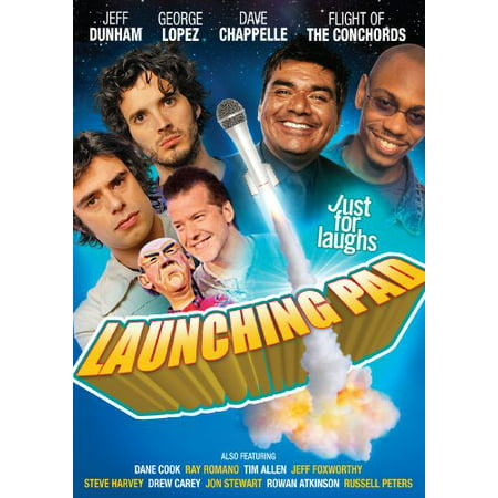 Image Entertainment Just For Laughs Stand Up V03 Launching Pad  Dvd