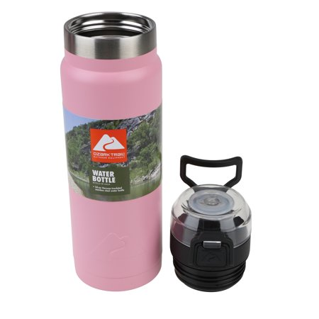 Ozark Trail 24 Ounce Double Wall Vacuum Sealed Stainless