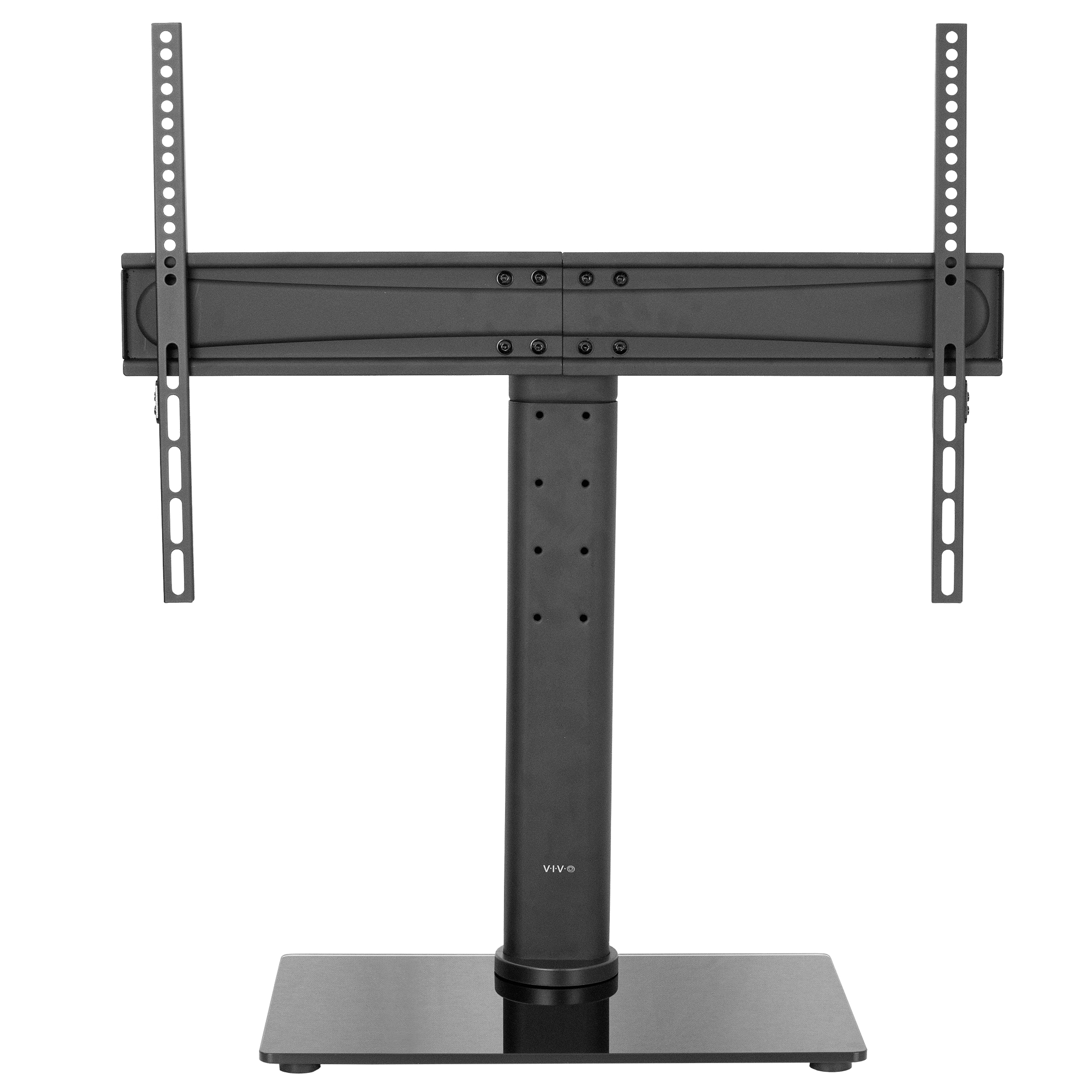 "Universal TV Stand Pedestal Base fits most 17/"" 19/"" 20/"" 21/"" 22/"" 24/"" 30/"" 32/"" 37/"""