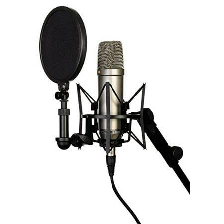 - Rode Microphones NT1-A Quiet Studio Condenser Microphone