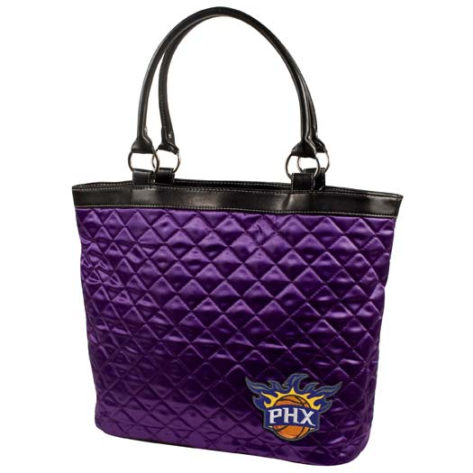 Phoenix Suns Quilted Tote