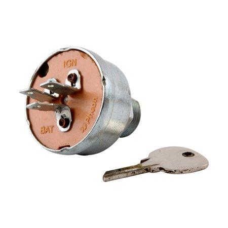 60736C1 Ignition Switch w/ Key fits Cub Cadet 100 102 122 123 Lo Boy 154 184 covid 19 (Fits 123 Chassis coronavirus)