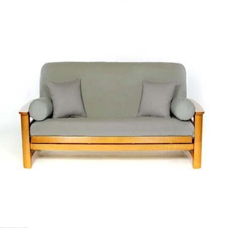 Ls Covers Smoke Full Futon Cover Full Size Fits 6 8in