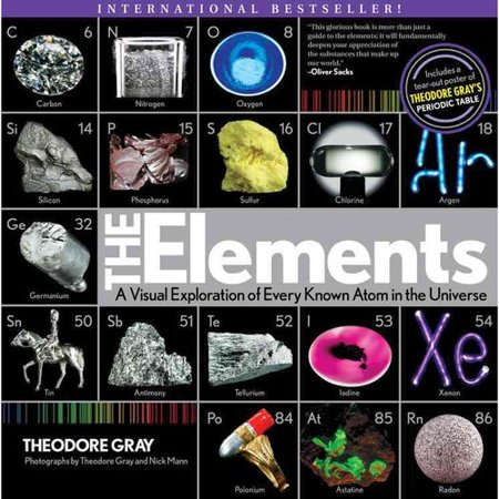 The Elements  A Visual Exploration Of Every Known Atom In The Universe