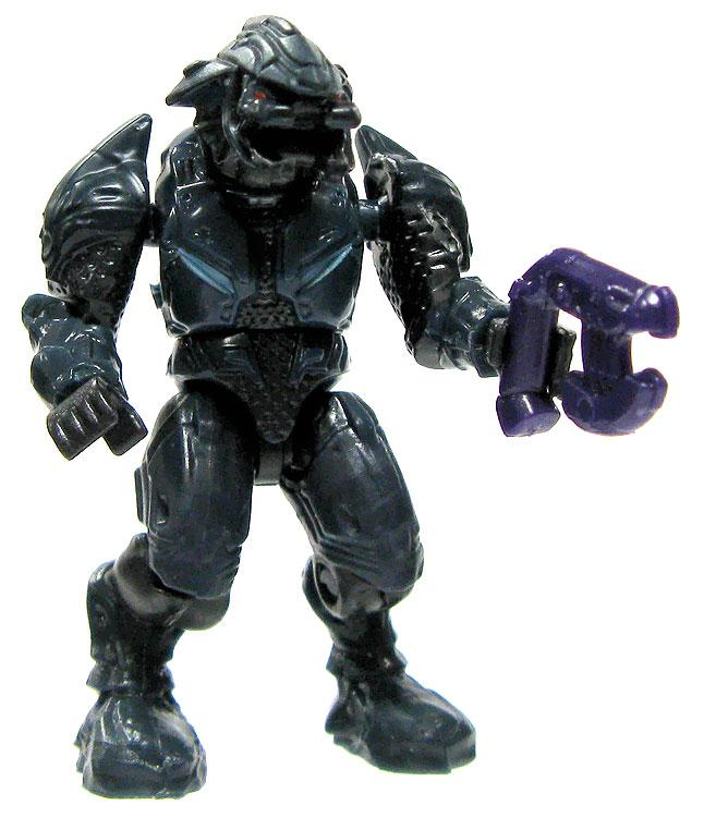Mega Bloks Halo Elite Minifigure [Dark Blue] by