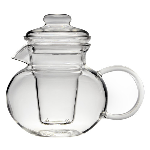 Darby Home Co Anthony 1.25 Qt. Teapot with Loose Tea Infuser