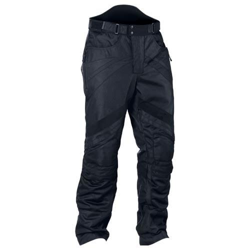 Castle Streetwear Velocity Air Pants Black