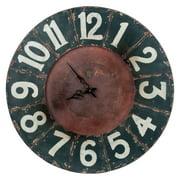 Balencia 23.5 in. Wall Clock