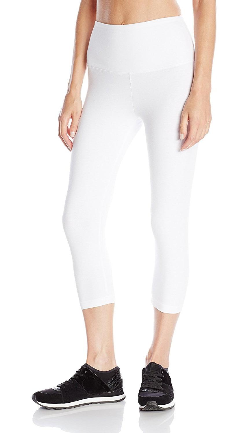 Lyss/é Womens Plus Size Basic Cotton Capri
