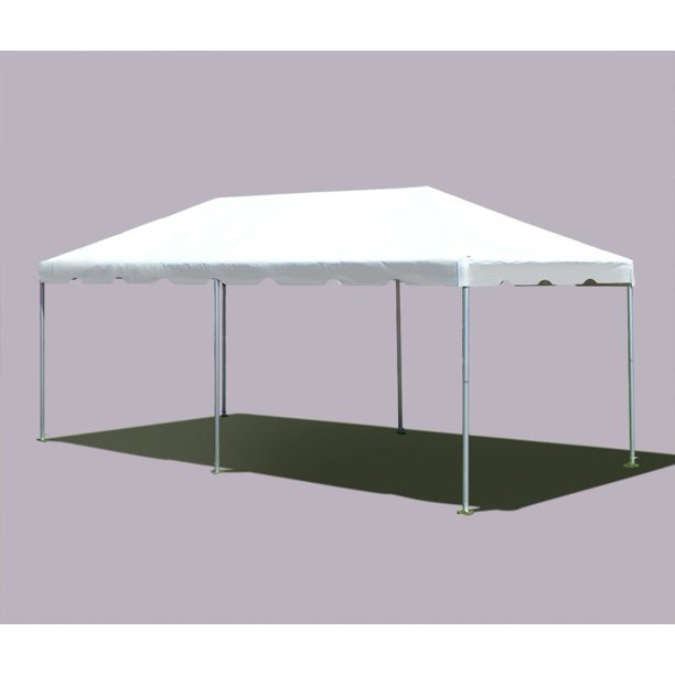 Frame Tent, White Backyard Outdoor Event