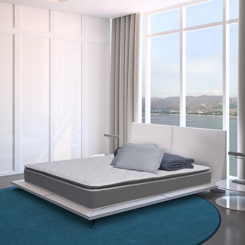 Wolf Mattress Wolf Pure and Simple Full-size Pillow Top Innerspring Mattress