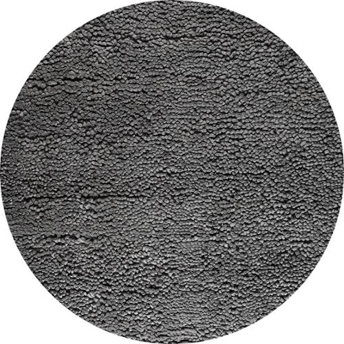 MA Trading M.A. Trading Hand-woven Indo Berber Dark Grey Rug (8'3 Round)