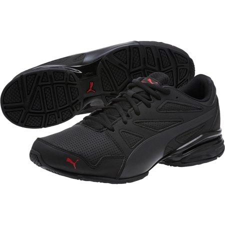 separation shoes f6a35 1bdf8 PUMA - PUMA Men s Tazon Modern SL FM Sneaker,puma black-high risk red -  Walmart.com