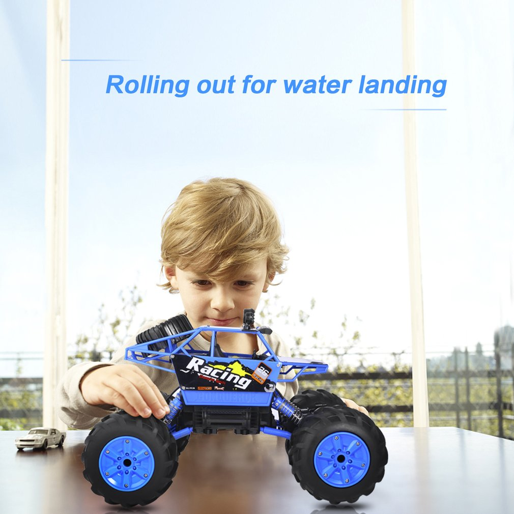 The Toy of The Year 1:14 Water And Land Truck RC Electric...