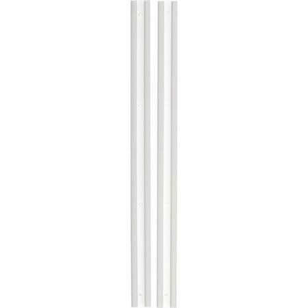 Poly Tube Metal (TACO Metals 43397M TACO POLY 2' TRAILER GLYDE SLICKS 6-PACK )