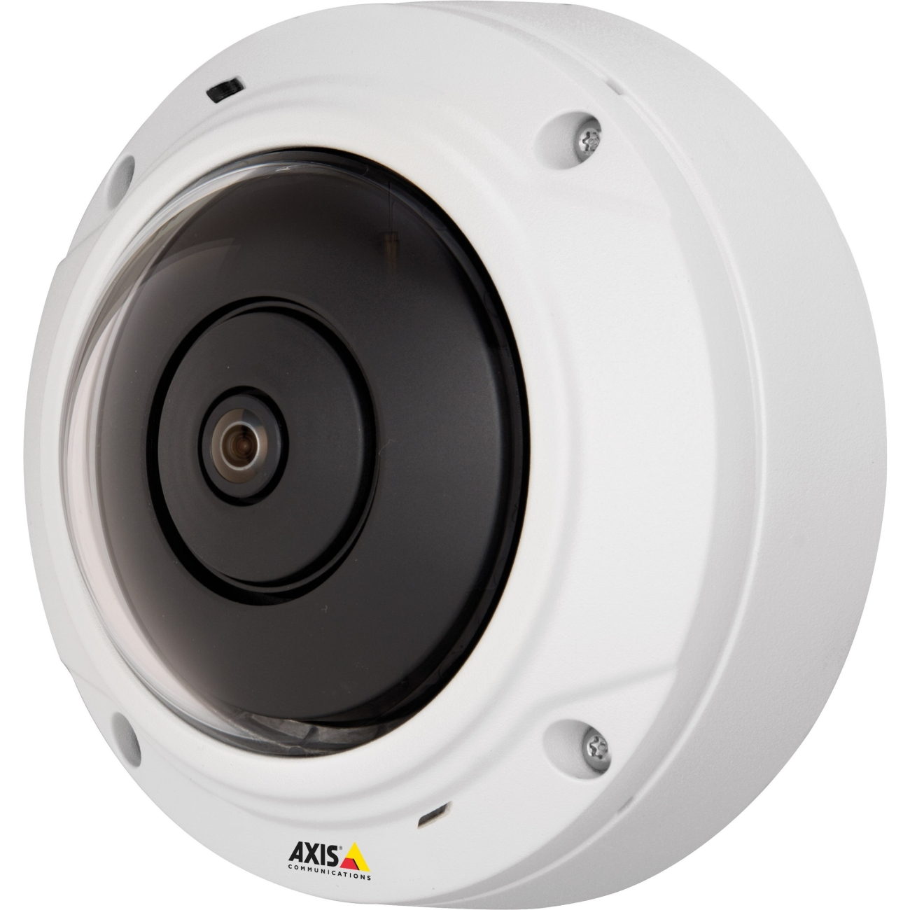 Axis M3027-pve 5 Megapixel Network Camera - Color - M12-mount - Rgb Cmos - Cable - Fast Ethernet (0556-001)