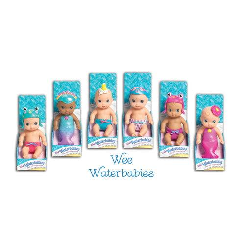 Wee Waterbabies Doll