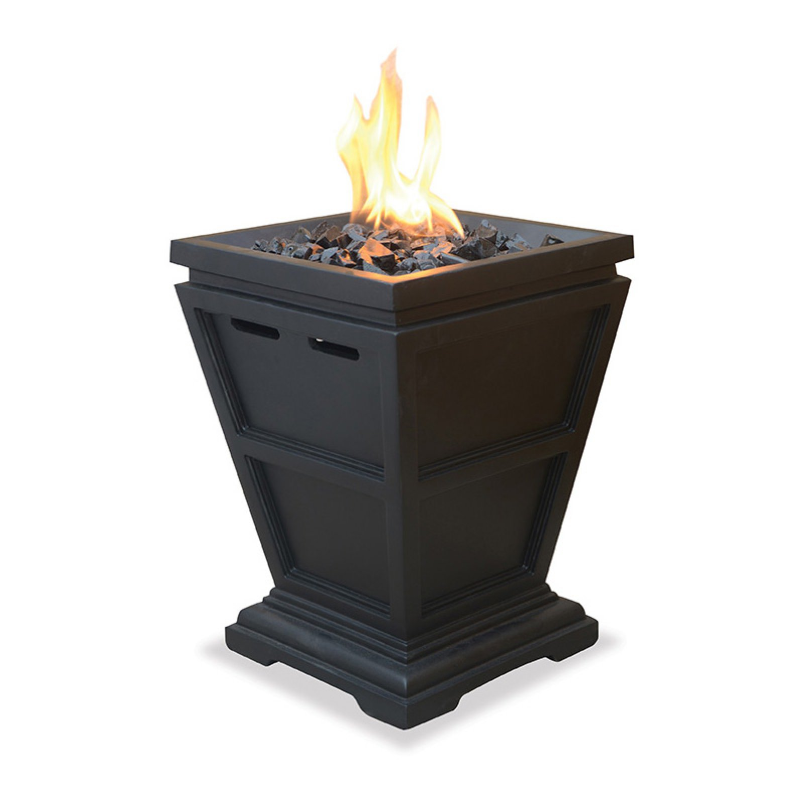 Summary Of Customer Reviews For Uniflame Lp Gas Fire Pit Tabletop Column Reviewchomp