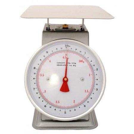 ACCUZEN 10 lb /4.52 Kg AZD10 Mechanical Platform Dial Scale 10 Lb Usb Scale