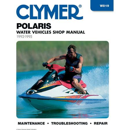 Clymer Polaris Water Vehicle Manual   Sea Doo Water Vehicles (Sea Doo Water Vehicles)