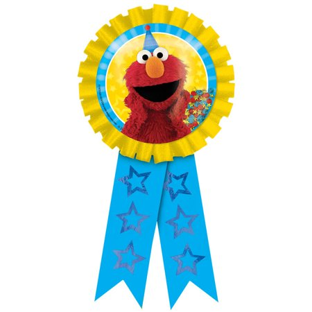 Sesame Street Elmo Award Ribbon (Each) Diploma Mill Award Ribbon