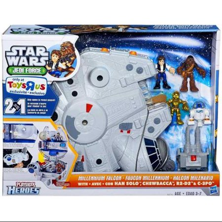 Star Wars Jedi Force Millennium Falcon Exclusive](Millennium Falcon Rc)