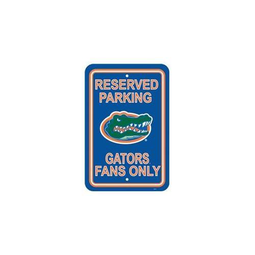 Fremont Die 50218 Florida Gators- 12 inch X 18 inch Plastic Parking Sign