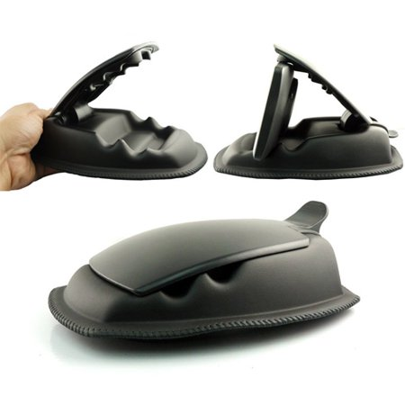 TomTom Universal Non-Slip Dashboard Beanbag Friction Mount f/ 4 to 6-inch GPS & Smartphone