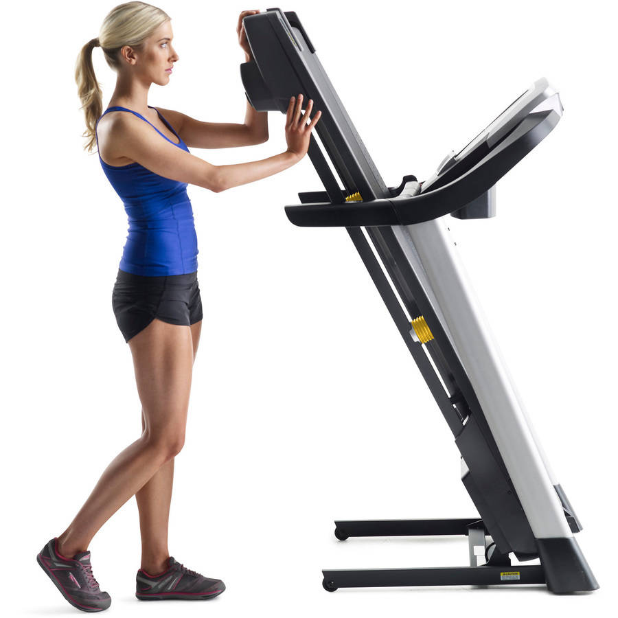 Golds Gym Treadmill Not Working: Gold's Gym Trainer 720 Folding Treadmill With Heart Rate