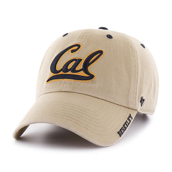 UC Berkeley Cal Adjustable Hat 47 Brand - Khaki
