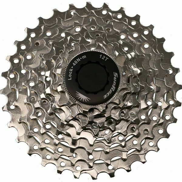 8 Speed Shimano Compatible Bicycle Cassette 12-32T